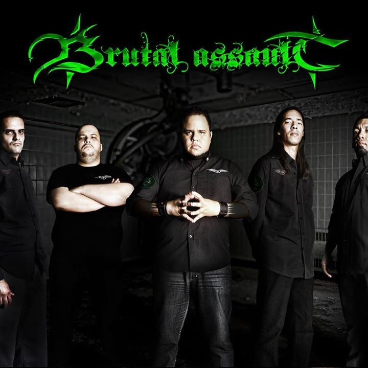 Brutal Assault Band Tour Dates