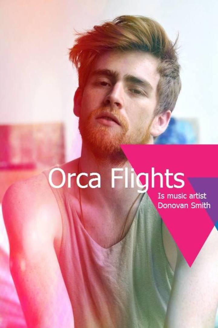 Orca Flights Tour Dates