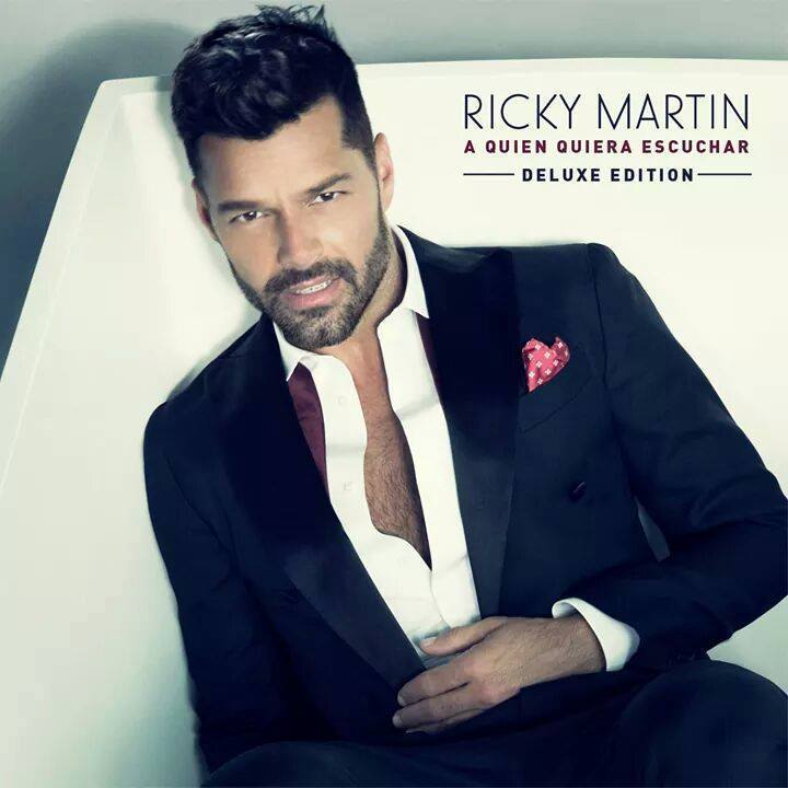 Ricky Martin World Tour Dates