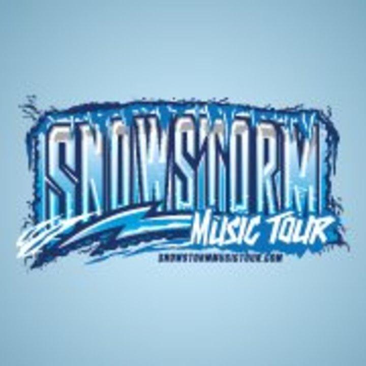 Snowstorm Music Tour Tour Dates
