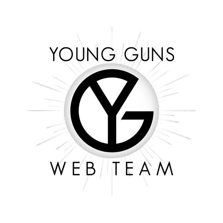 Young Guns Web Team Tour Dates
