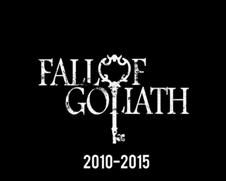 Fall Of Goliath Tour Dates