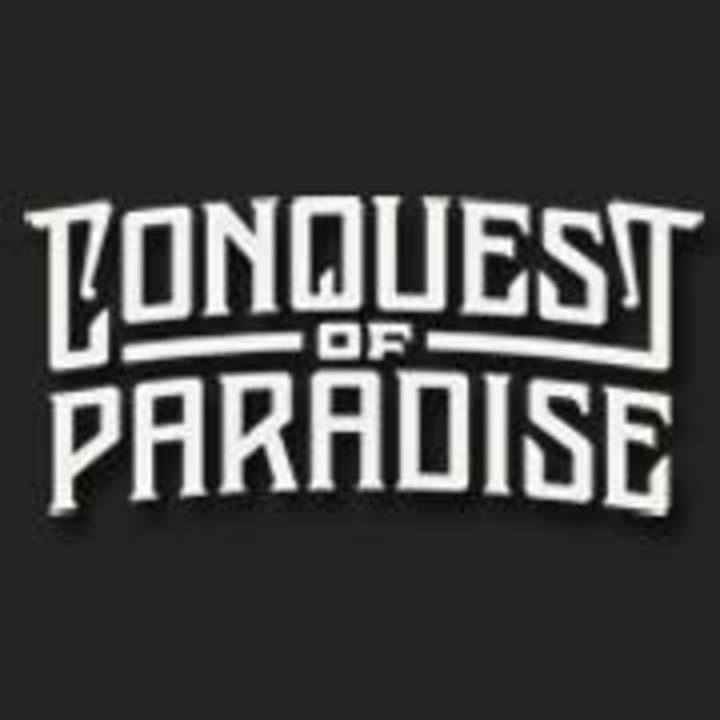 Conquest Of Paradise Tour Dates