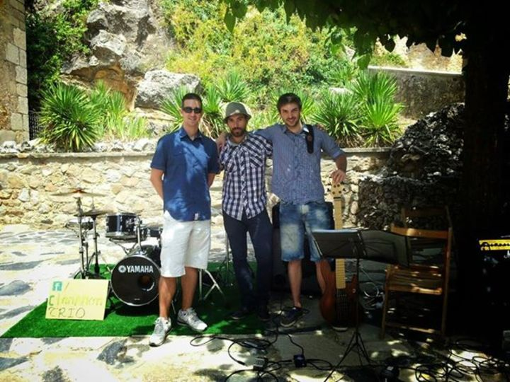 Cinnamon Trio Tour Dates