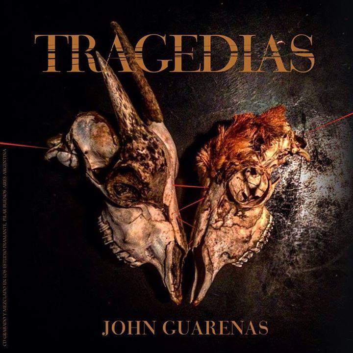 John Guarenas Tour Dates