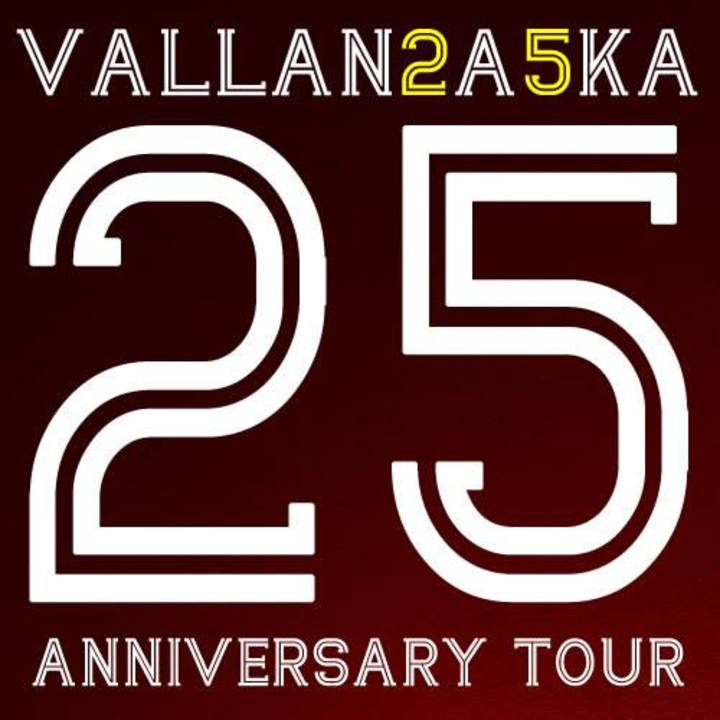 Vallanzaska Tour Dates