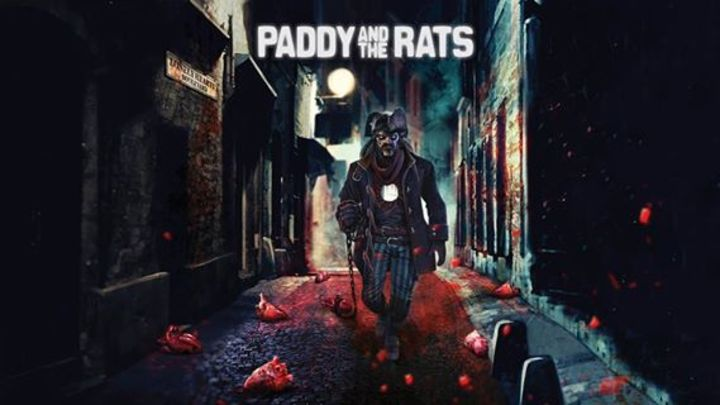 Paddy and the Rats @ Backstage - Munchen, Germany