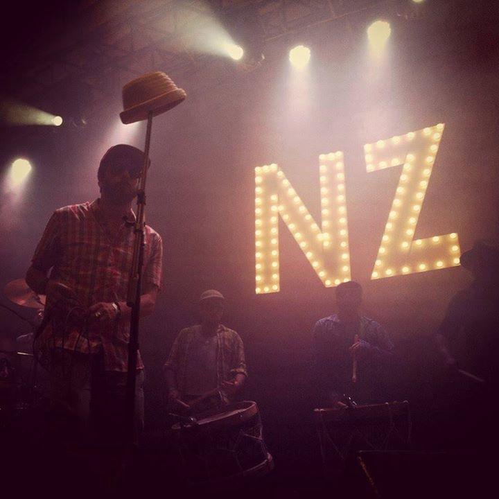 Nação Zumbi Tour Dates
