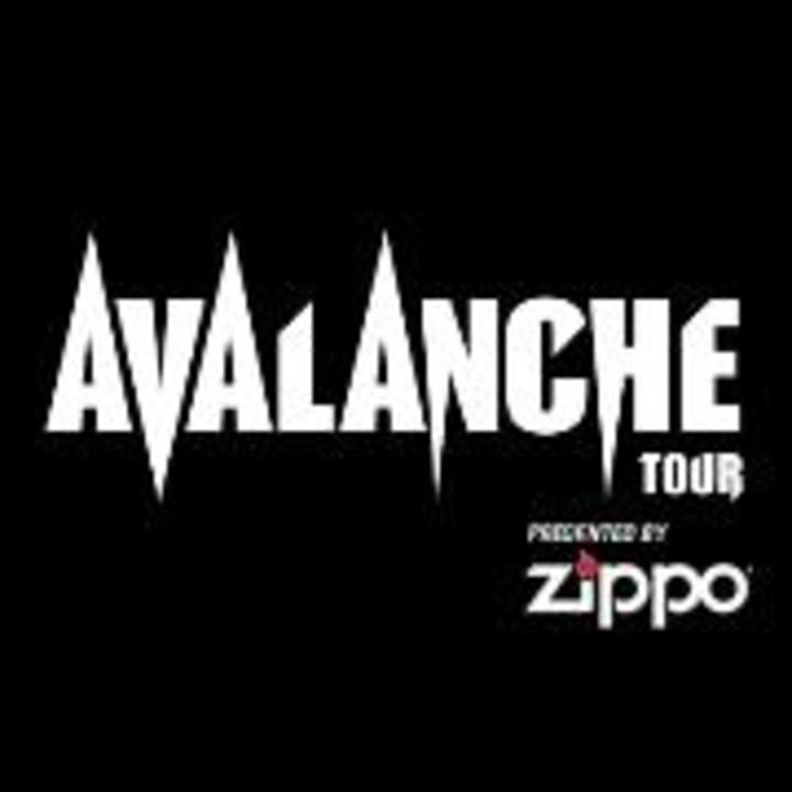 Avalanche Tour @ Playstation Theater - New York, NY
