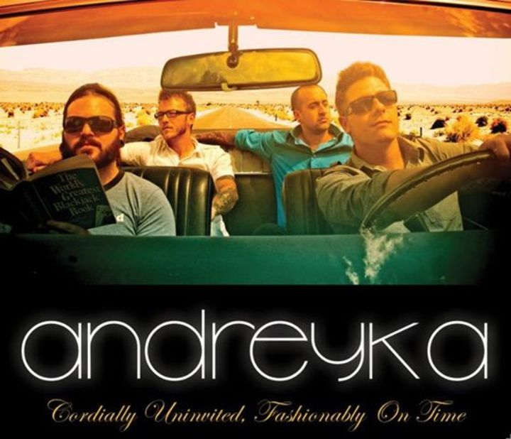 andreyka Tour Dates