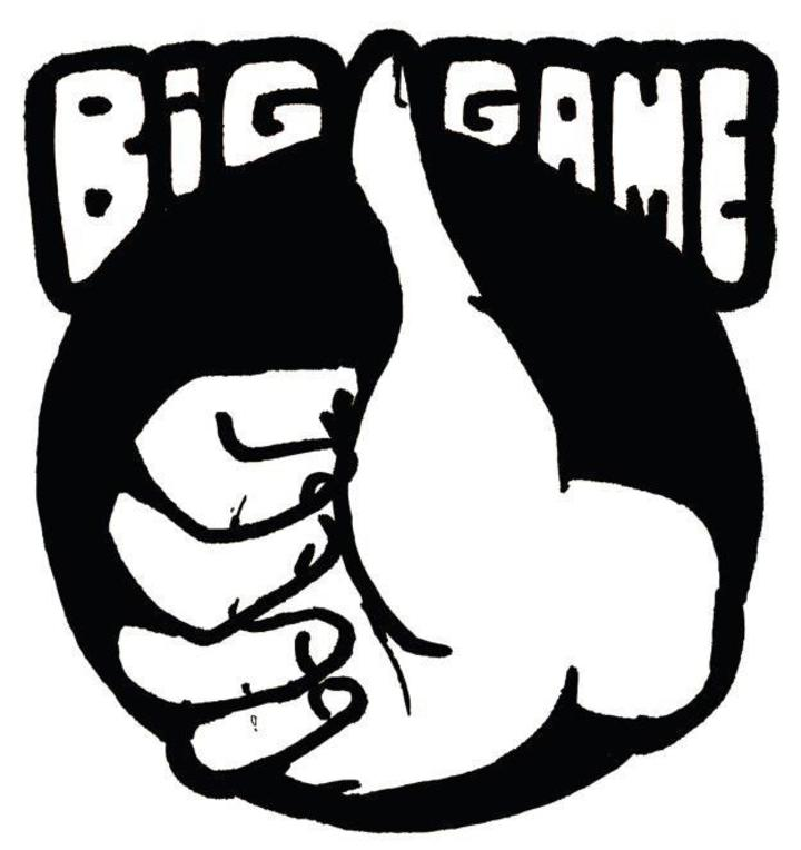 Big Game Tour Dates