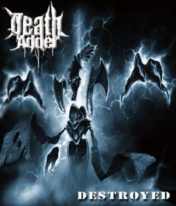 DEATH ADDER Tour Dates