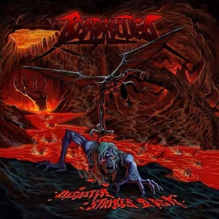 Bloodrocuted Tour Dates
