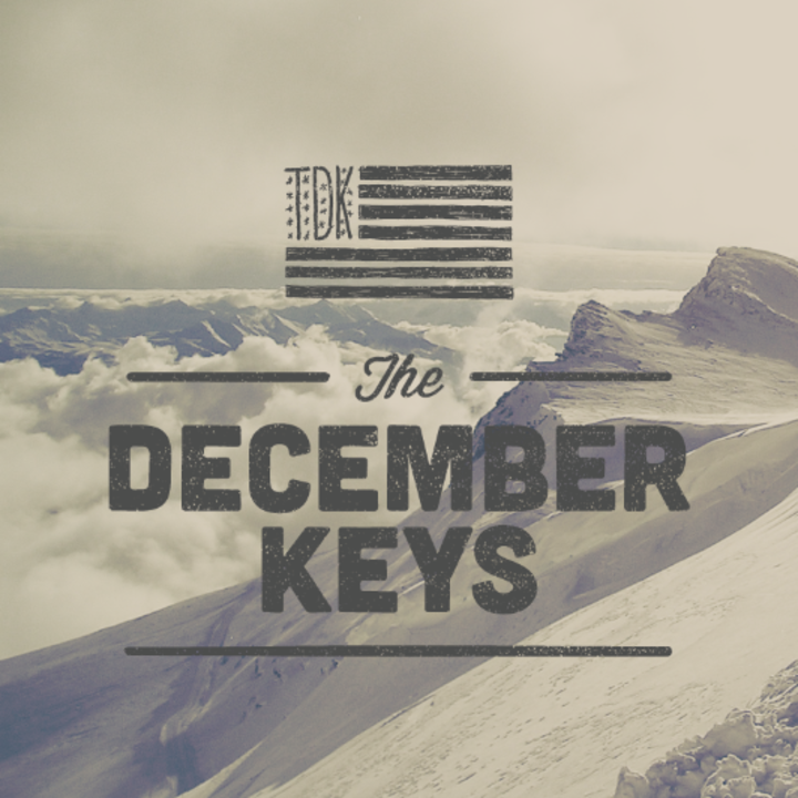 The December Keys Tour Dates