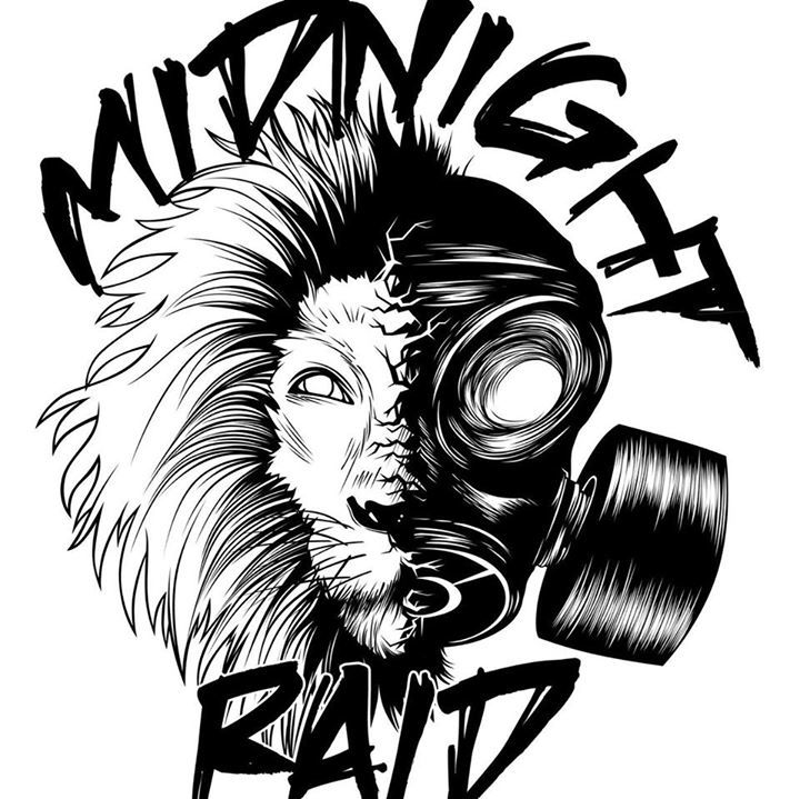 Midnight Raid Tour Dates