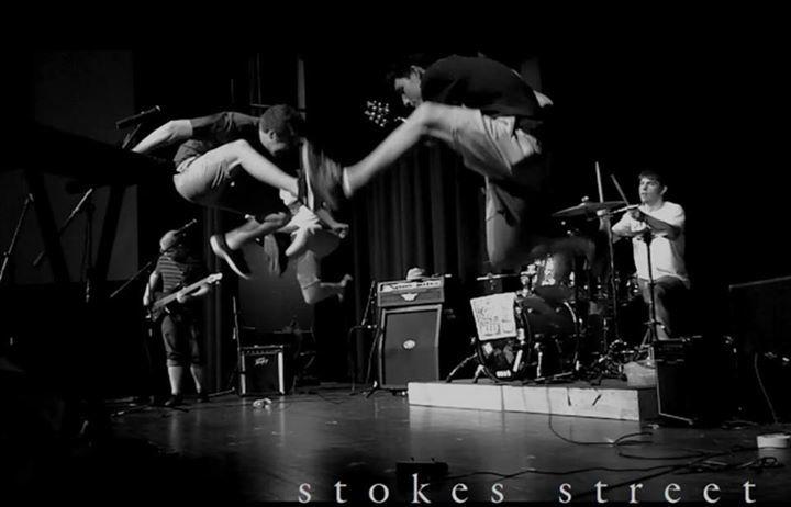 Stokes Street Tour Dates