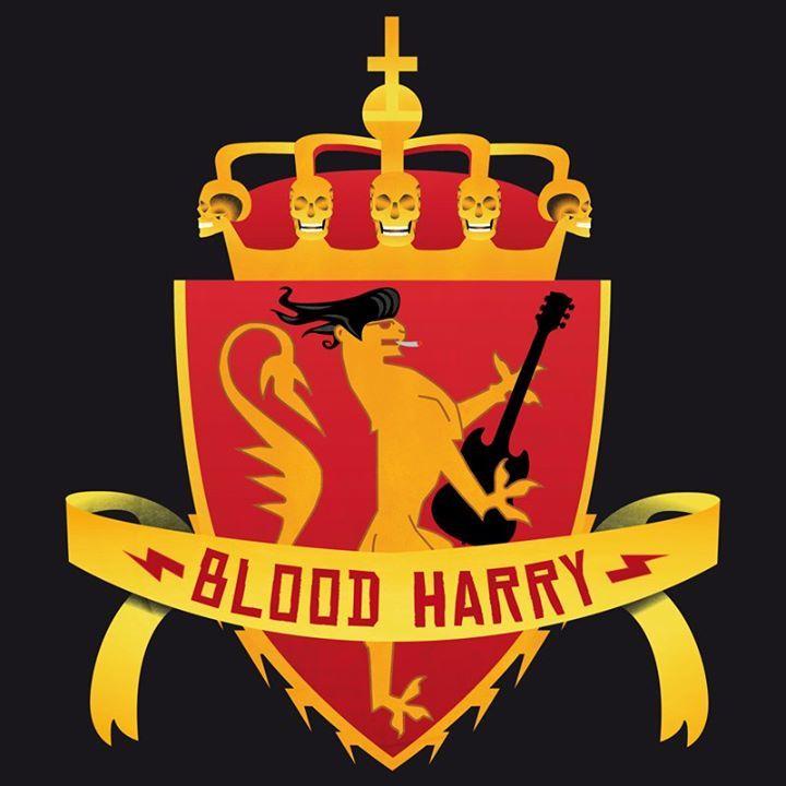 Blood Harry Tour Dates