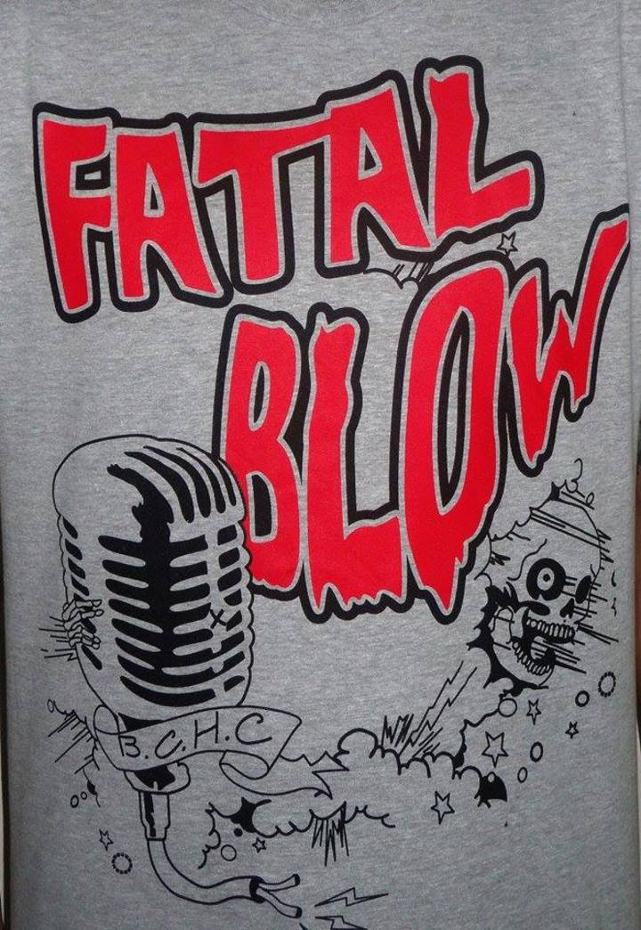 Fatal Blow Tour Dates