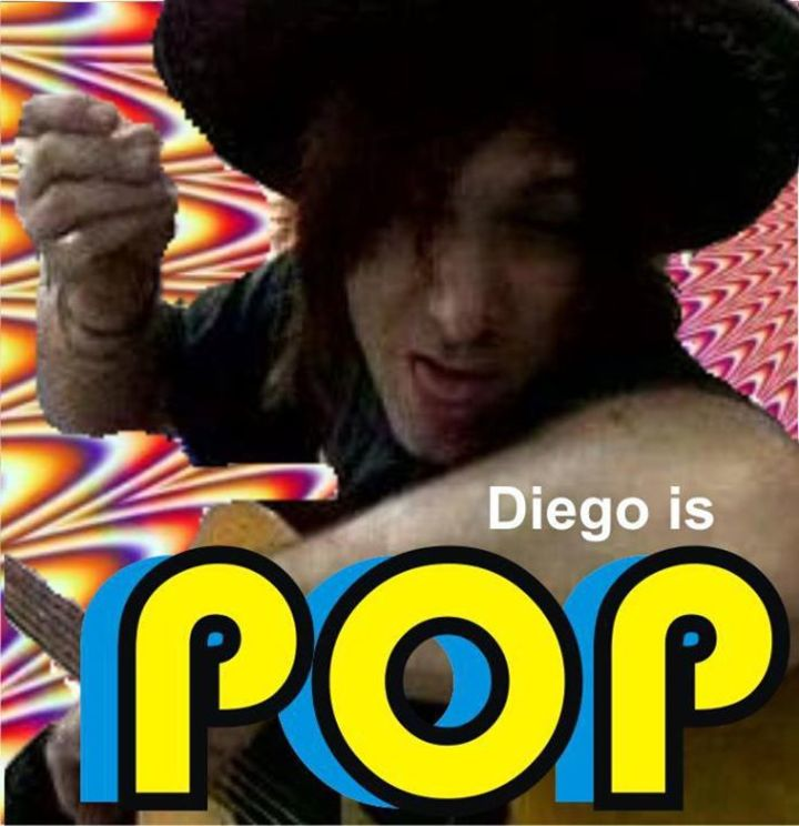 DIEGOPOP Tour Dates