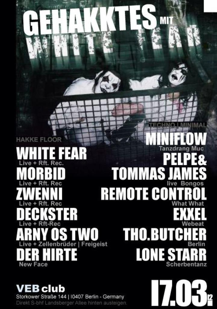Gehakktes aus Berlin Tour Dates