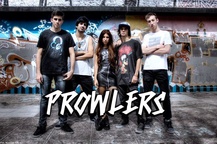 Prowlers Tour Dates