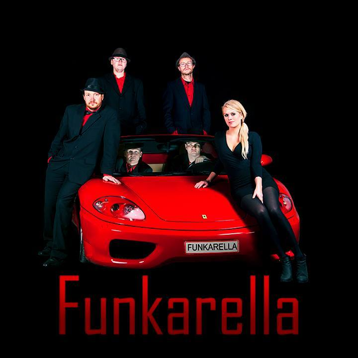 Funkarella Tour Dates