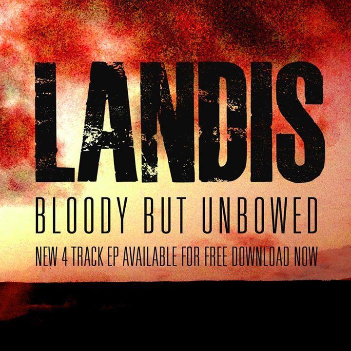 Landis Tour Dates