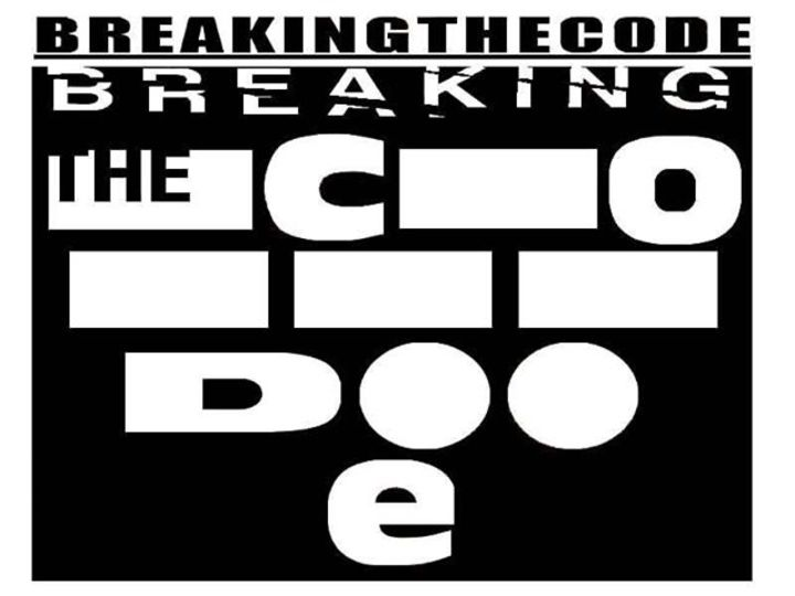 BREAKINGTHECODE Tour Dates