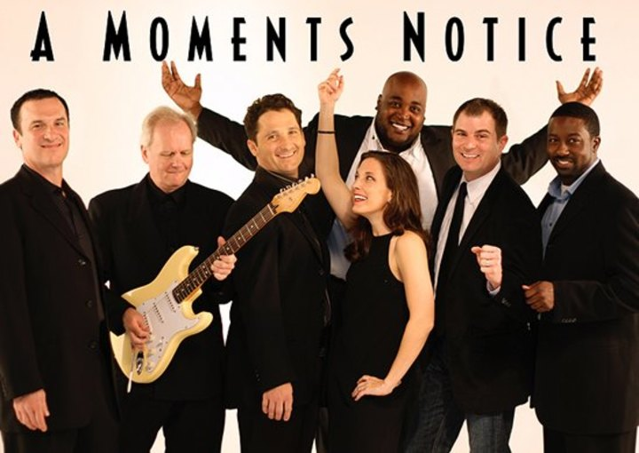 A Moment's Notice Tour Dates