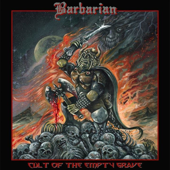 Barbarian @ The Webster Underground - Hartford, CT