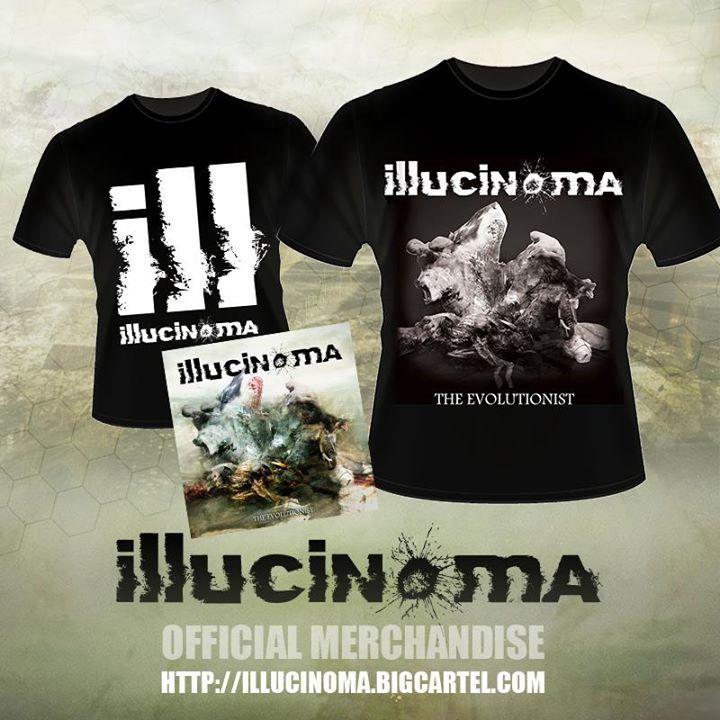 Illucinoma Tour Dates