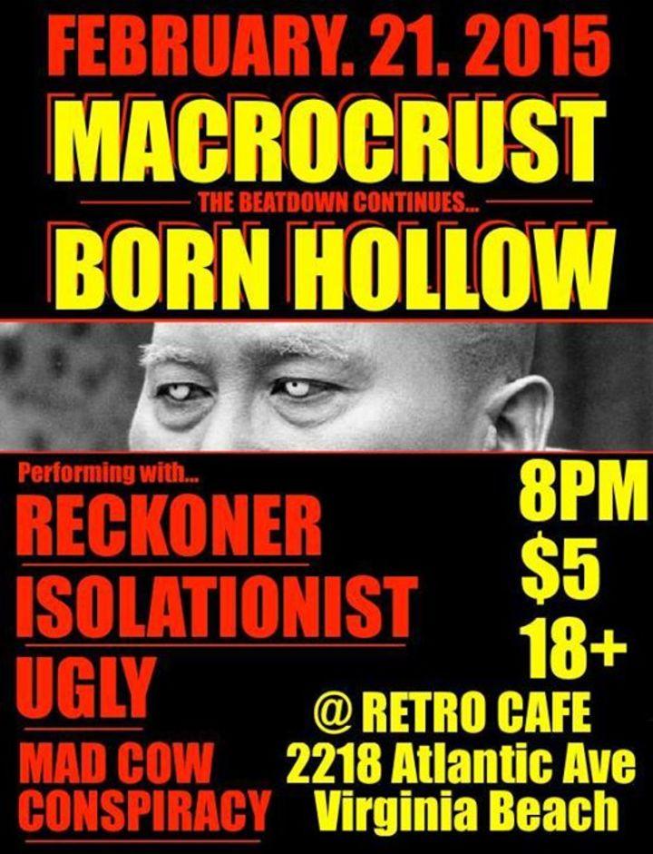 Isolationist Tour Dates