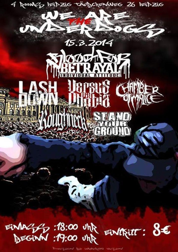 Roughneck Tour Dates