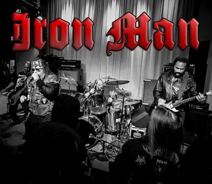 Iron Man Band Tour Dates