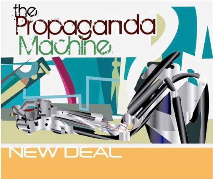 The Propaganda Machine Tour Dates