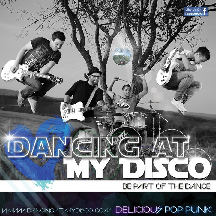 Dancing At My Disco Tour Dates