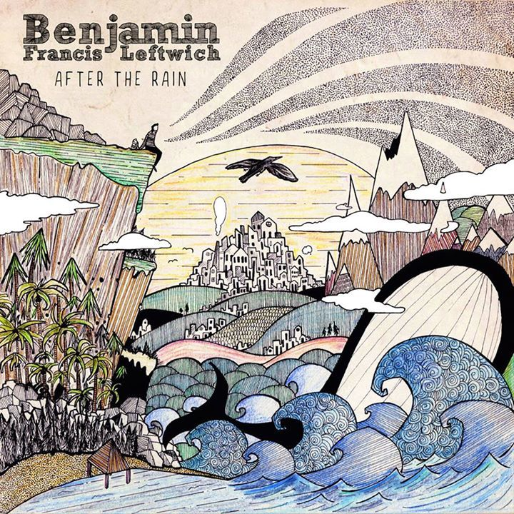 Benjamin Francis Leftwich @ Internation Beer Haus - Red Deer, Canada
