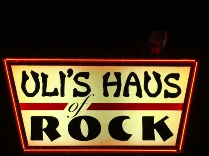 Uli's Haus of Rock Tour Dates
