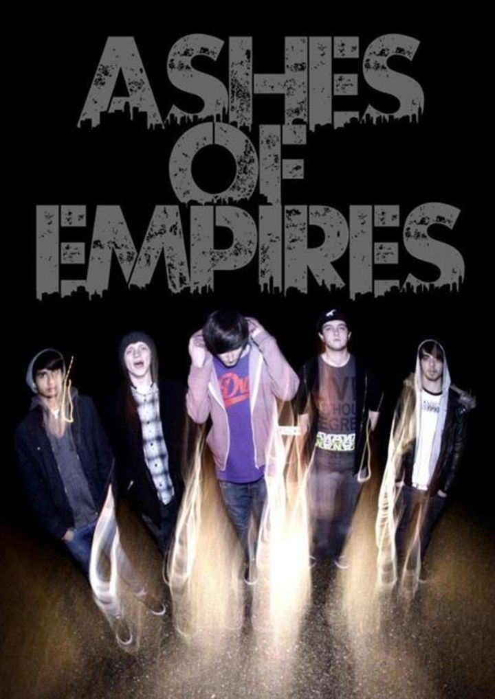 Ashes Of Empires Tour Dates