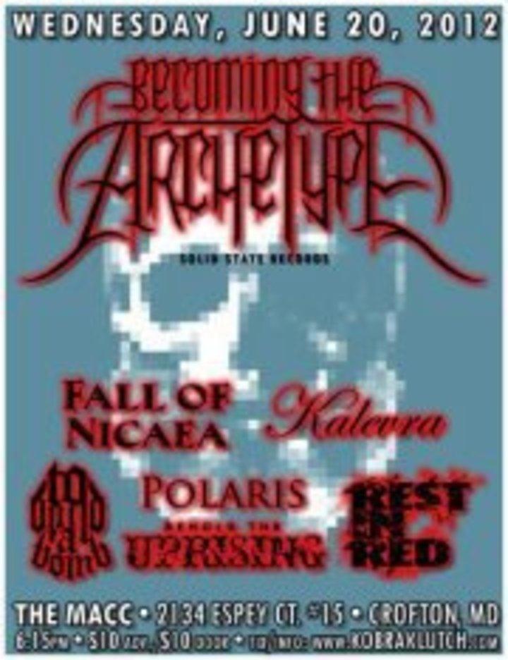 A Crimson Debt Tour Dates