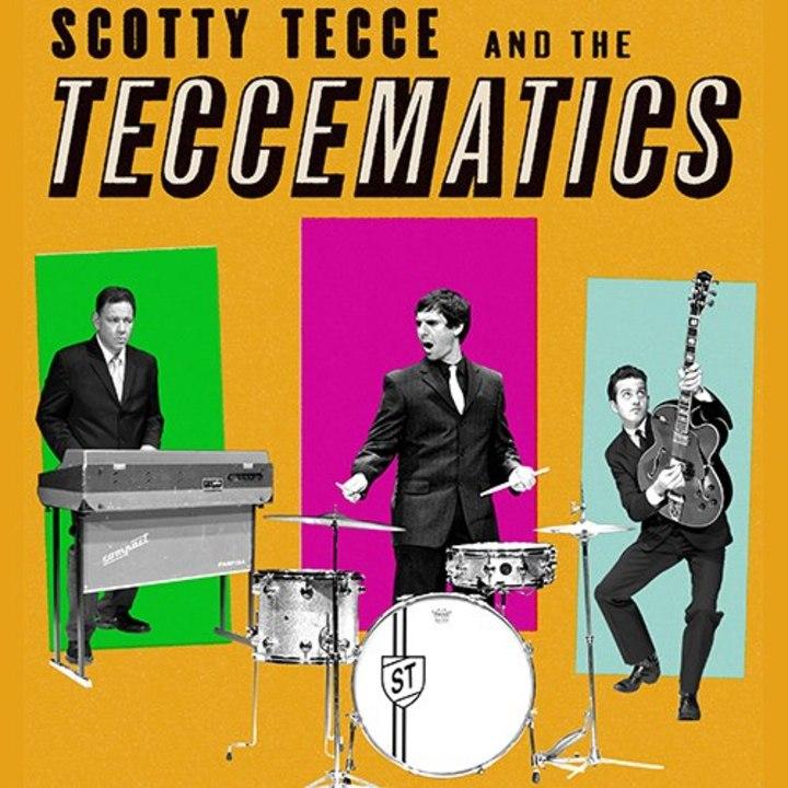 Scotty Tecce & the Teccematics Tour Dates