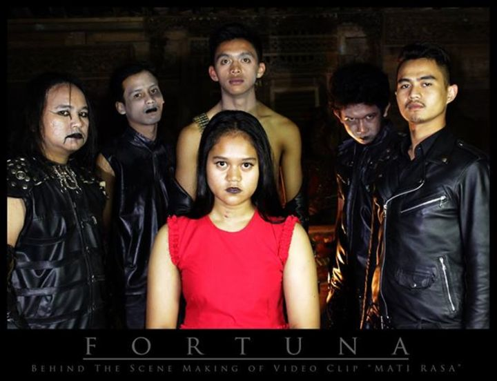 FORTUNA Gothic Metal Tour Dates