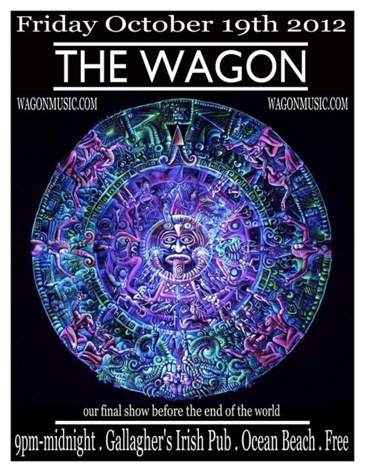 The Wagon Tour Dates