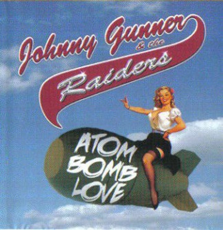 Johnny Gunner and the Raiders Tour Dates