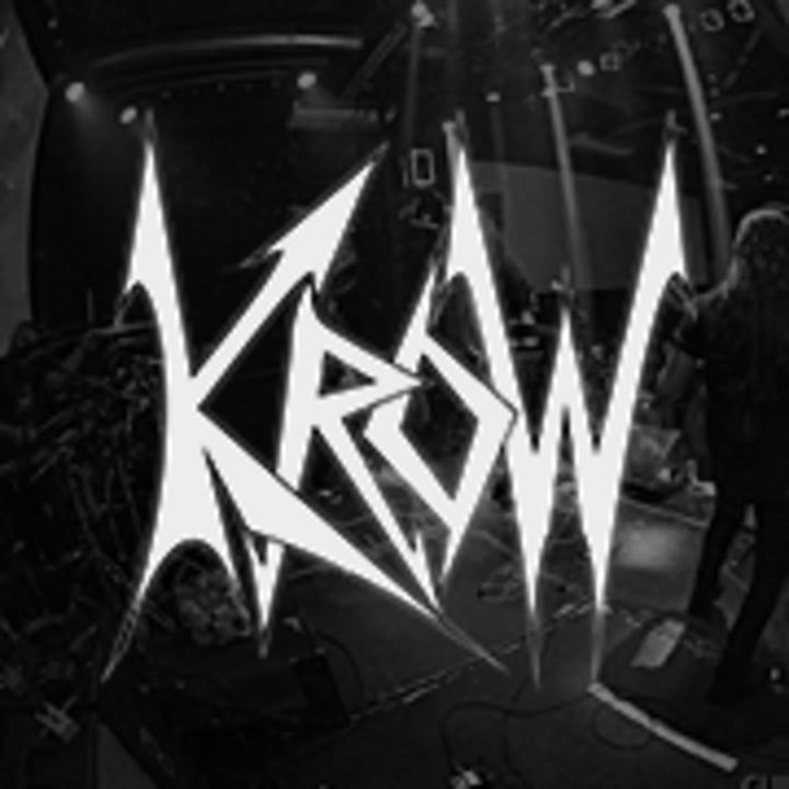 Krow Tour Dates