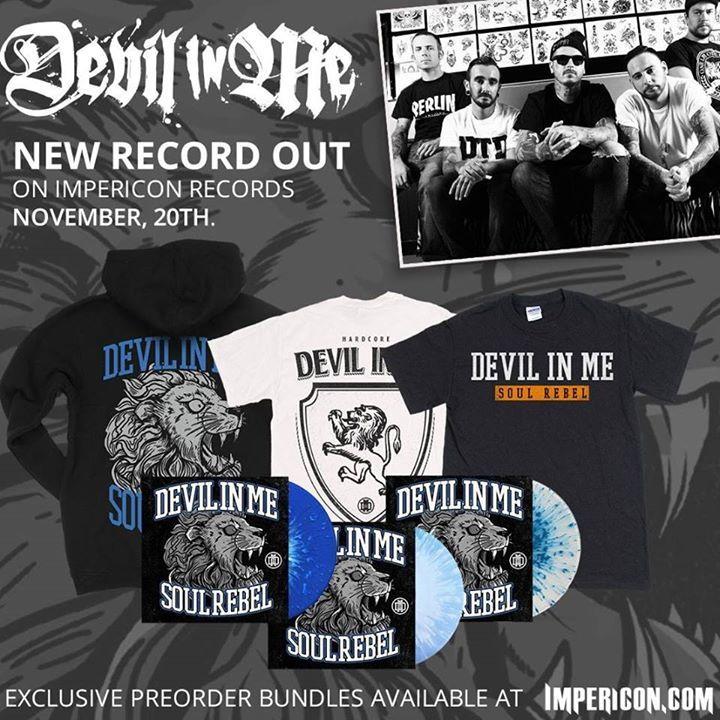 Devil In Me Tour Dates