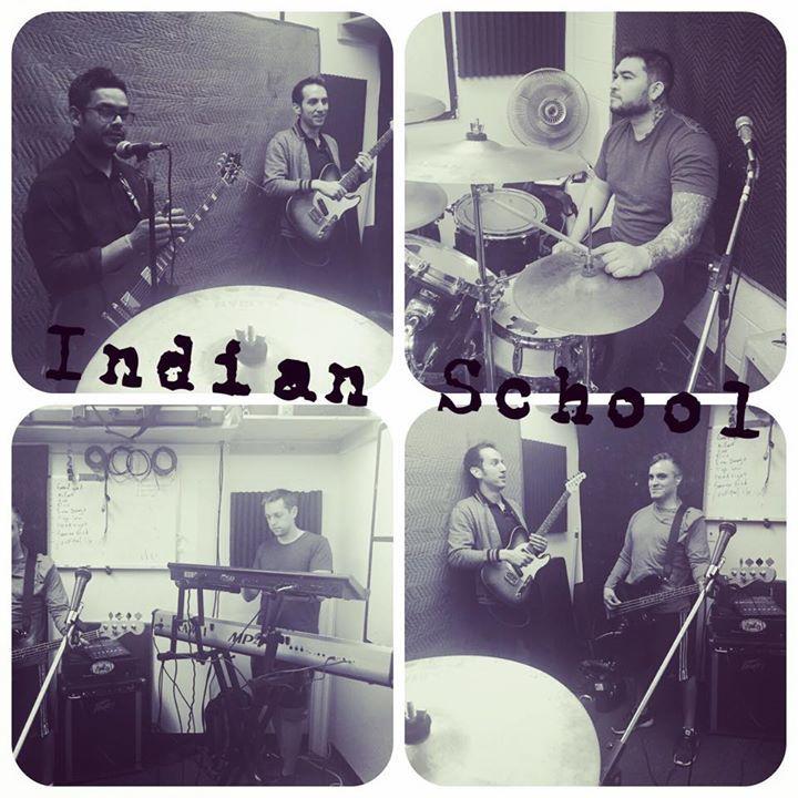 Indian School Rock Tour Dates