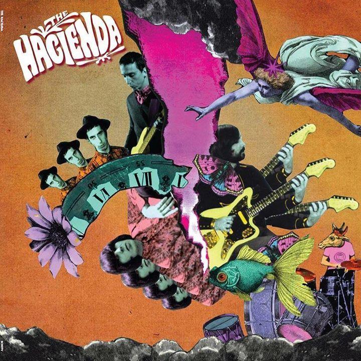 The Hacienda Tour Dates