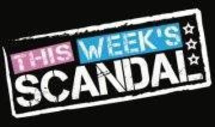 This Week's Scandal Tour Dates