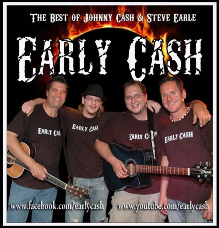 Early Cash Tour Dates